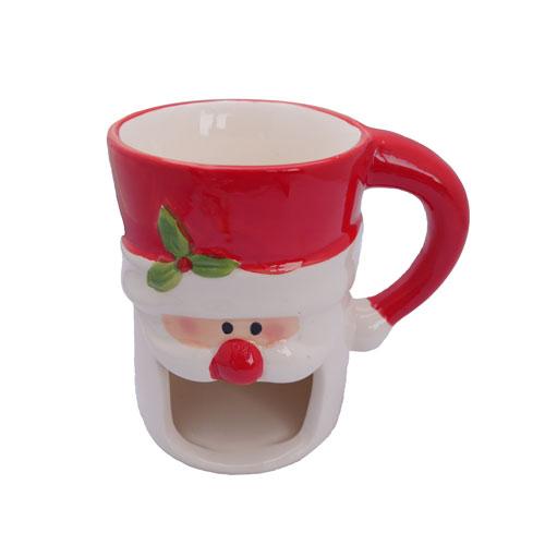 サンタマグカップ