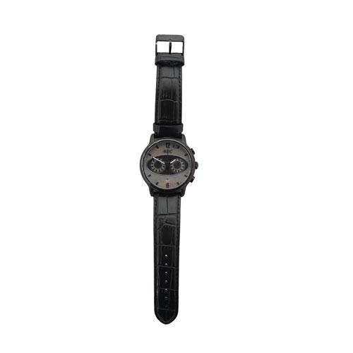 腕時計黒2