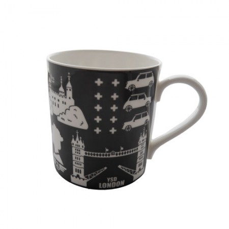 キングスロード×YSD.LONDONコラボマグカップ